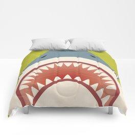 Shark Fowler Comforters