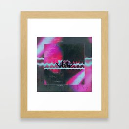 philosophimage concept print .02 Framed Art Print