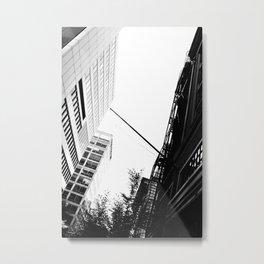 city Metal Print