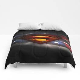 SUPERMAN Comforters