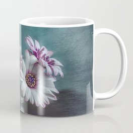 Dasies in vial Art Coffee Mug