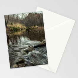 Oak Creek at Red Rock Crossing Stationery Cards