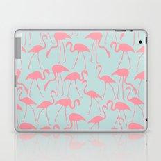 Cool Flamingos Pattern Laptop & iPad Skin