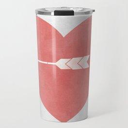 half of you Travel Mug