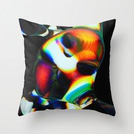Dispersion Throw Pillow