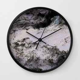 Abstract # 11 - Tell Me What Do You See Wall Clock