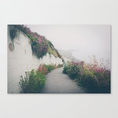 Ocean Fog 2 Canvas Print