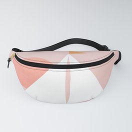Abstraction_Sailing_Ocean Fanny Pack