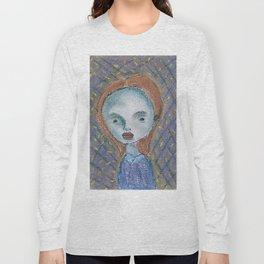 Ghost girl Long Sleeve T-shirt