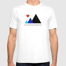 We Belong Together / Noun Family T-shirt