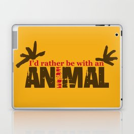 Animal Grunge Jam Laptop & iPad Skin