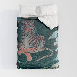 Endangered Tiger Comforters