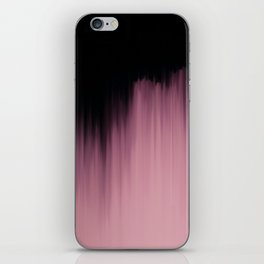 Dramatic Pink iPhone Skin