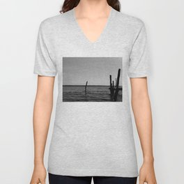 End of the Dock Unisex V-Neck