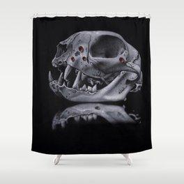 Pestilence Shower Curtain