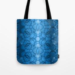 Fractal Fiori Tote Bag