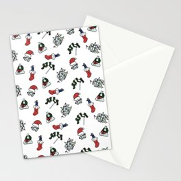 Lab Holiday Stationery Cards