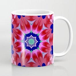 Floral fantasy pattern design Coffee Mug