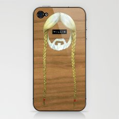 Willie & Snoop iPhone & iPod Skin