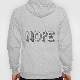 NOPE Hoody