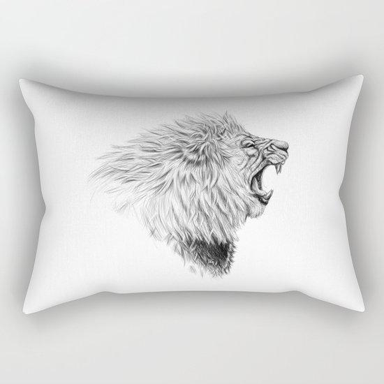 Roar Rectangular Pillow