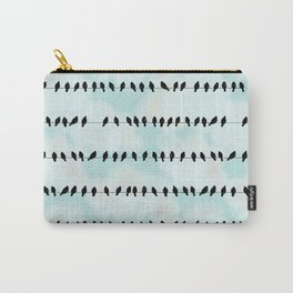Migrating flock Carry-All Pouch