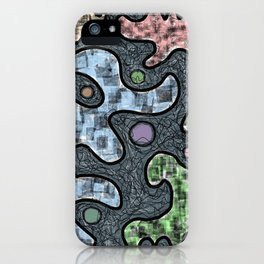Ecosystem 2 iPhone Case