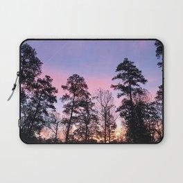 Baton Rouge Sunrise Laptop Sleeve