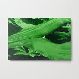 Celery Stalks Metal Print
