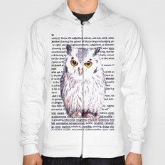 Wise Old Owl Hoody