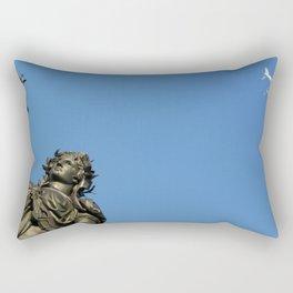 République Rectangular Pillow