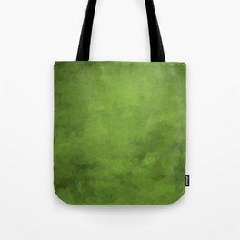 LowPoly Green Tote Bag