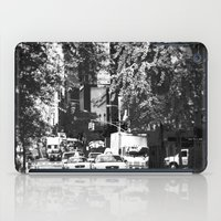 nyc iPad Cases featuring nyc by ebadenlasar