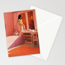 HOT LAVA Stationery Cards