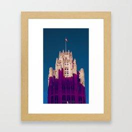 Chicago Buildings 3 Framed Art Print