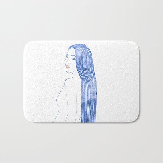 Water Nymph CI Bath Mat