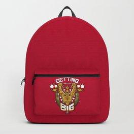 Getting Big Backpack