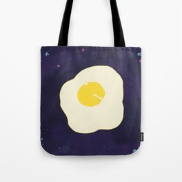 Cosmic Egg Single Tote Bag