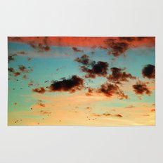 It was a beautiful day - photography  Rug