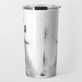 asc 721 - La collectionneuse (Pinned through and through) Travel Mug