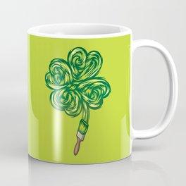Clover - Make own luck Coffee Mug