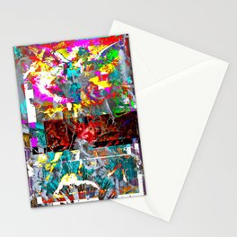 micheal morning star Stationery Cards