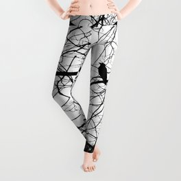 The Raven #2 Leggings