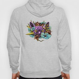 The Sphynx and the Flowers Hoody