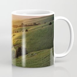 Raccoon Ridge Marin County Coffee Mug