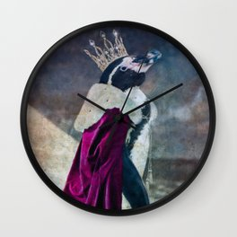 Your Majesty, Parker Penguin Wall Clock
