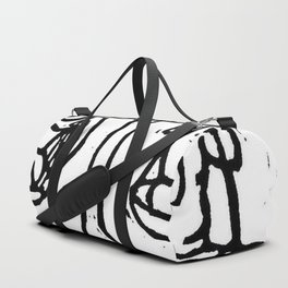 Balancing the Sexes Duffle Bag
