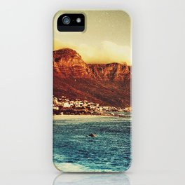Afrika. iPhone Case