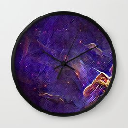 ALTERED Hubble 20th Anniversary Wall Clock