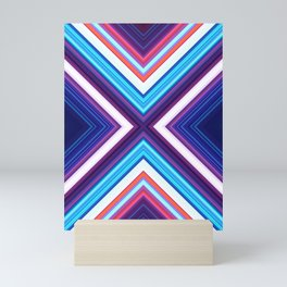 Neon Pond Mini Art Print